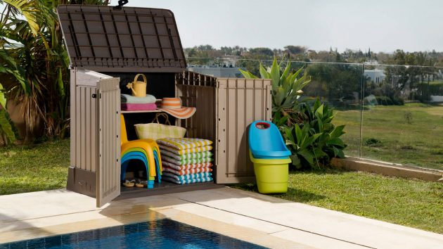 Outstore - Outdoor Storage Solutions for Aussies